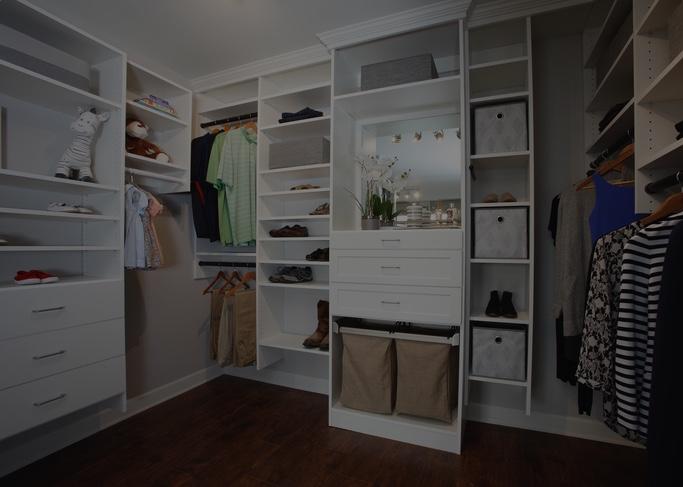 Closet Hero Image - The Closet Company