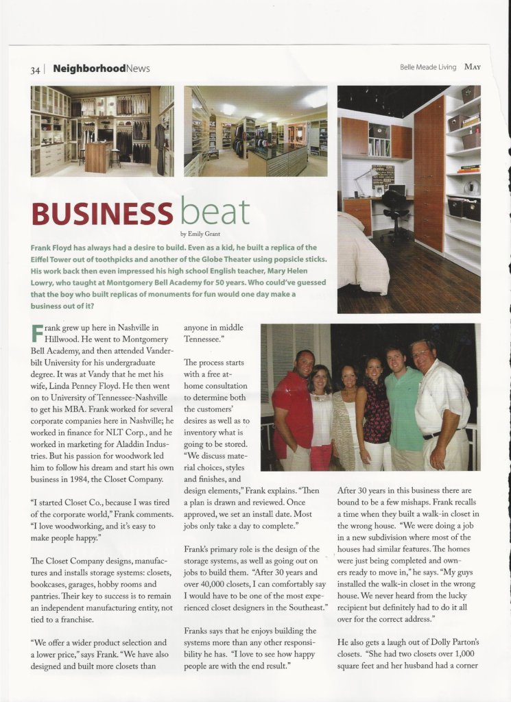 Belle Meade Living Article - pg1