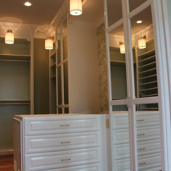 Closet Drawers Williamson County Dressing Room - The Closet Company