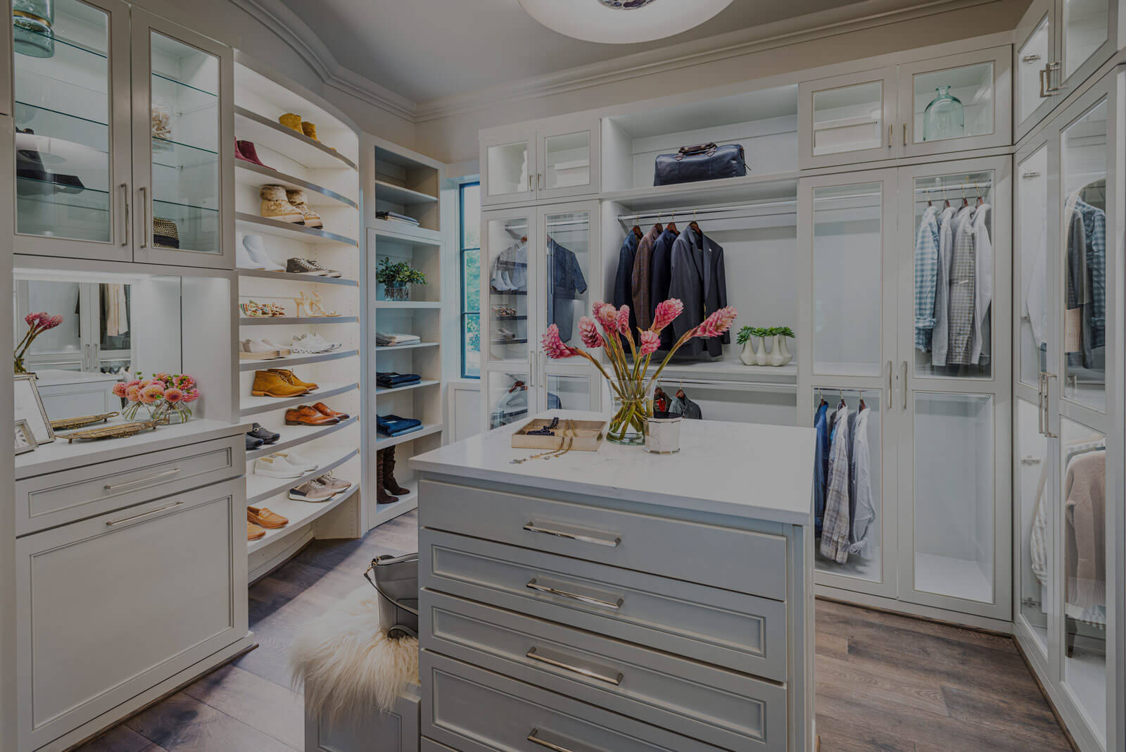 closet company custom california closets - The Closet Company